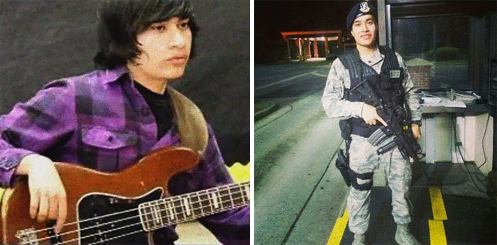 Early 2000s And Now. I