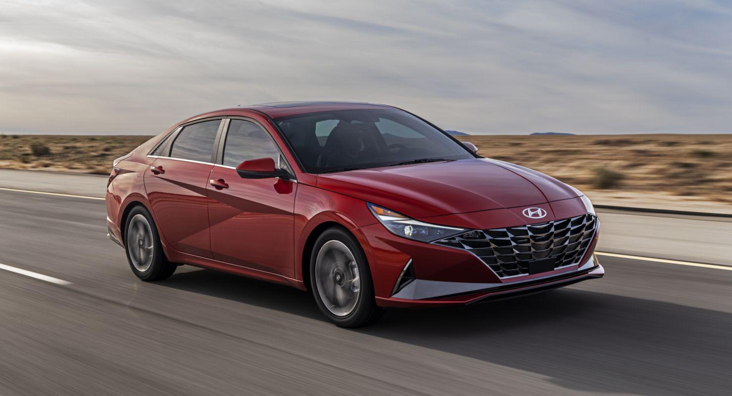 Обзор Hyundai Elantra нового поколения Автомобили