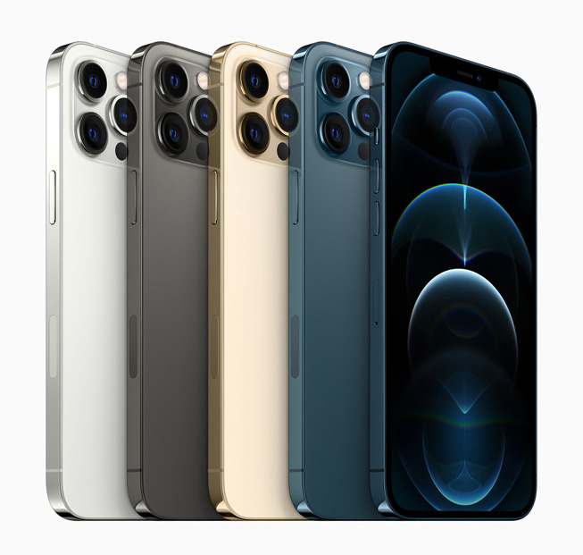 7 новых смартфонов ноября: 10 причин купить iPhone 12 Pro Max