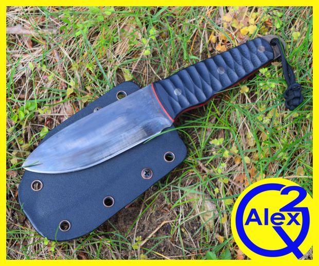 Как сделать качественный нож для похода