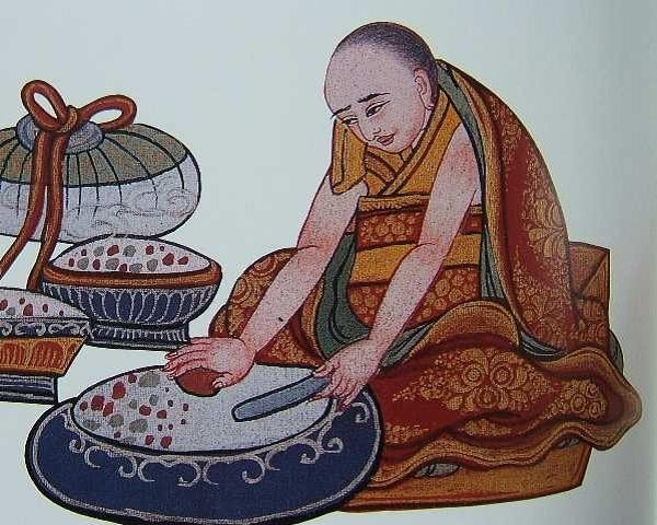 Очищение крови по рецептам тибетских лам.