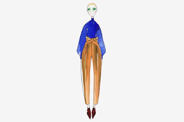 Закулисье: как создаются модные коллекции Delpozo