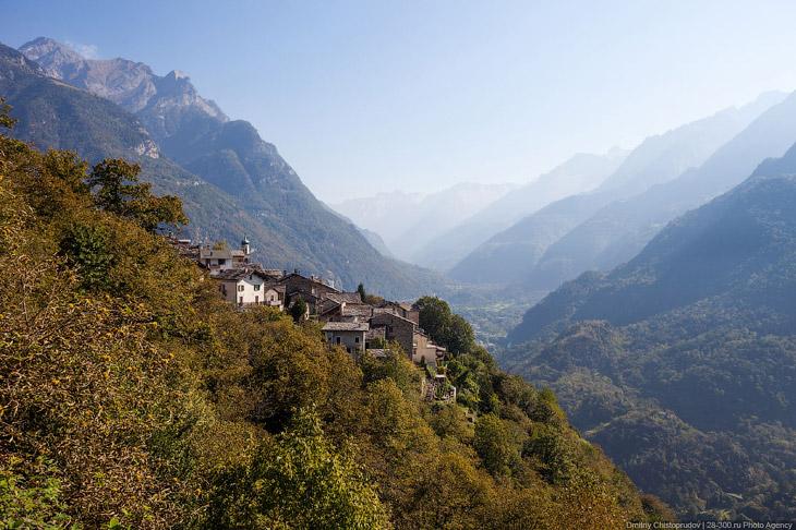 Скромная и прекрасная Северная Италия