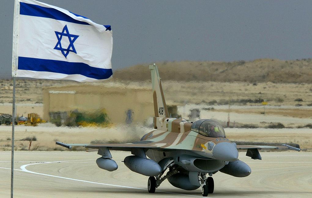 Хватит щёки подставлять, надо сбить еврейские самолёты!