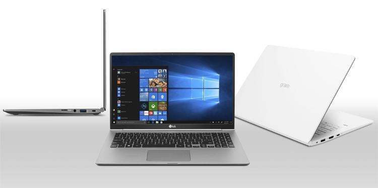 Официальный дебют новых ноутбуков LG Gram: продажи начнутся в январе