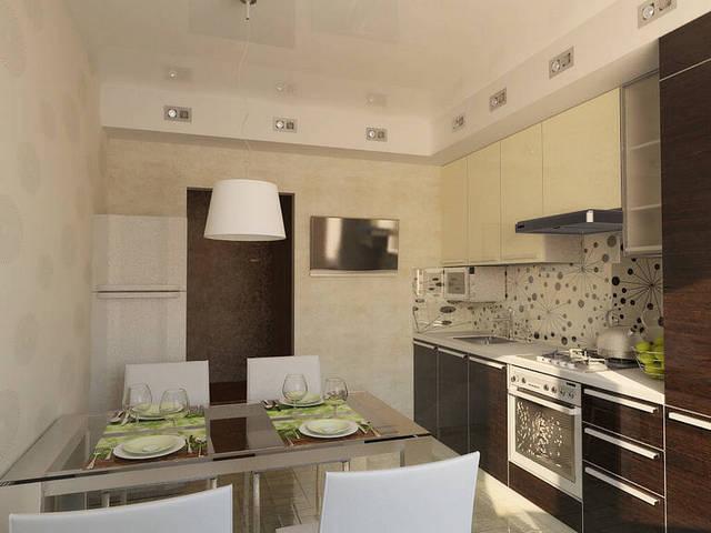 кухни современные дизайн и интерьера