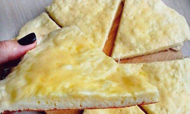 Бесподобные сырные лепешки