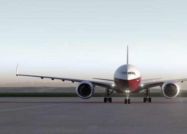 FAA разрешило использовать складное крыло в лайнерах Boeing 777X