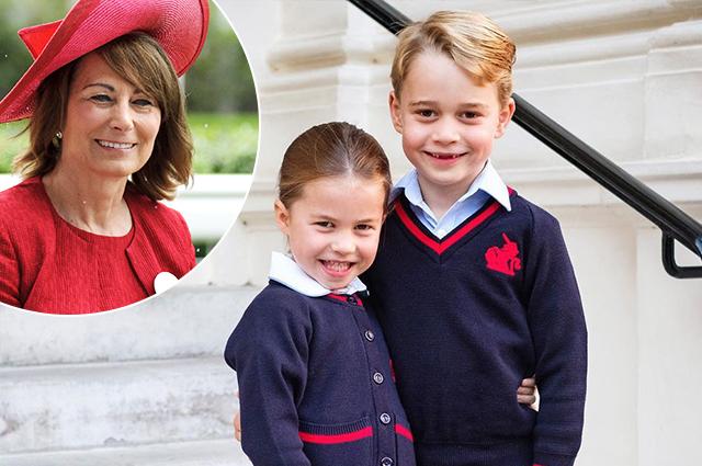 Мама Кейт Миддлтон намекнула, какие подарки готовит внукам на Рождество Монархии