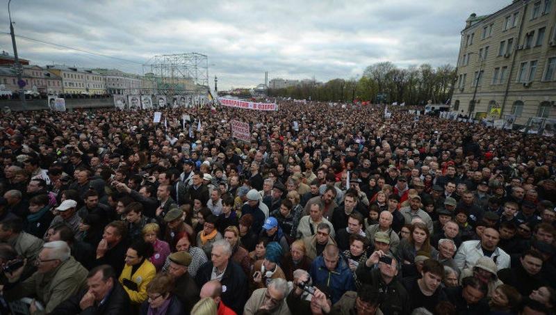 Политэксперт: Перспективы «дворцового переворота» в России