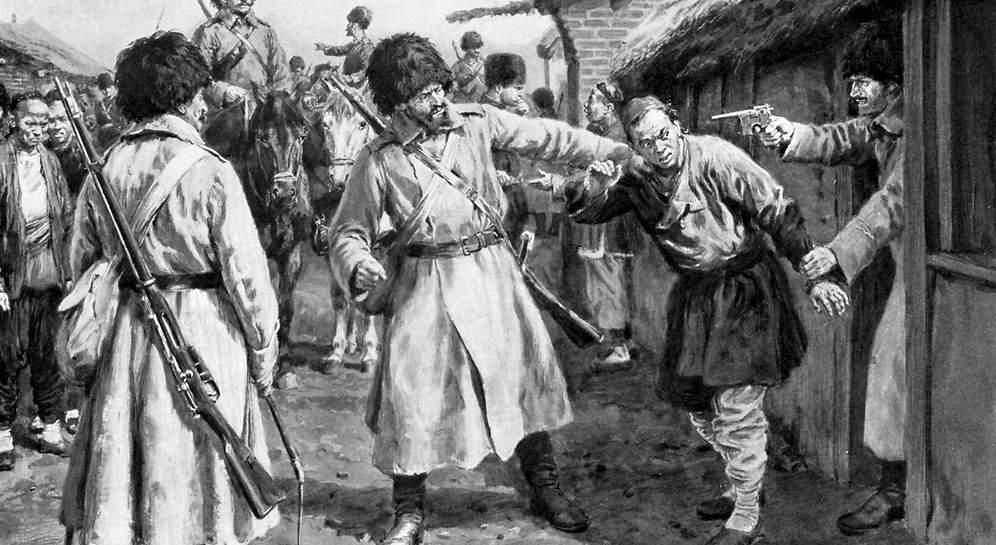 Кто кого: японские шпионы против Российской империи