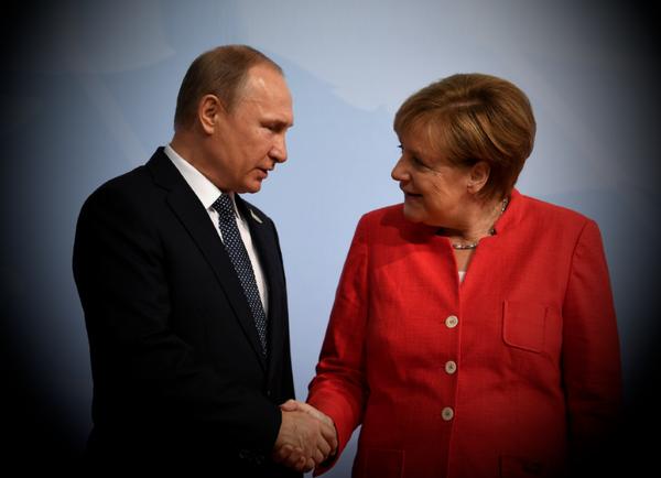 Мощный союз Германии и России – 3 причины, почему все к нему идет новости,события