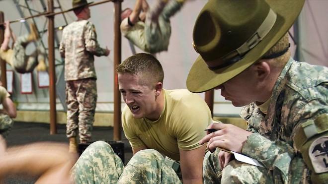 Как русские служат в армии США американская армия