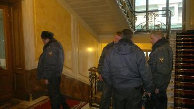Полиция обыскала офис «ВКонт…