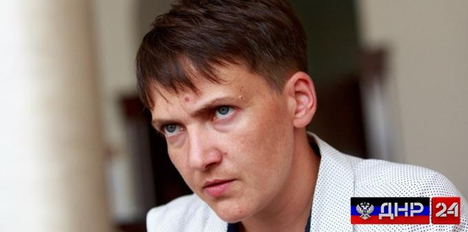 Савченко извинилась перед Парубием за обвинения по снайперам на Майдане