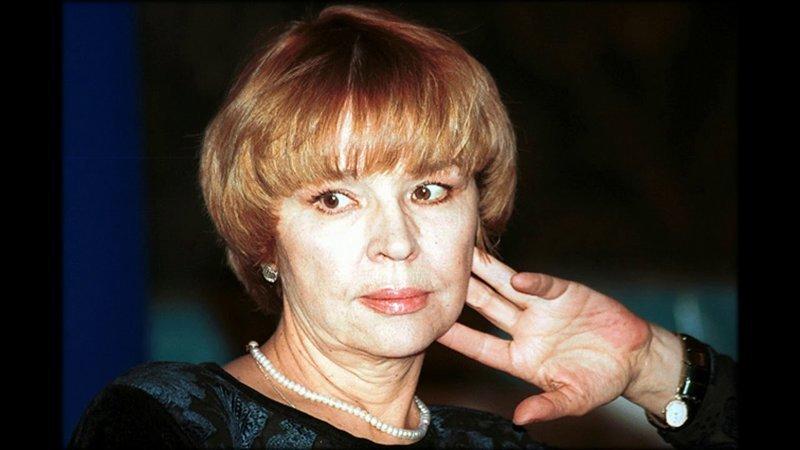 Сегодня народной артистке РСФСР Тамаре Петровне Сёминой исполняется 80 лет