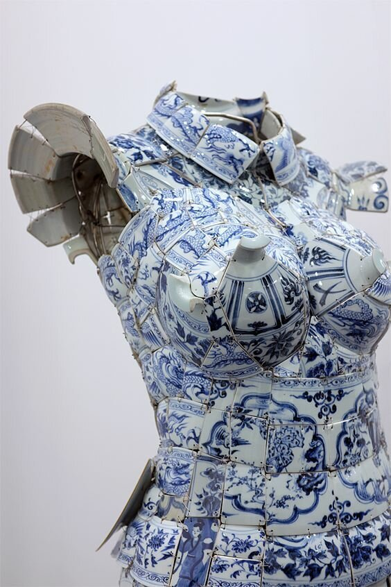14. Дизайнер - Li Xiaofeng, 2015 горе модники, дизайн, мода, смешно, трэш, фото