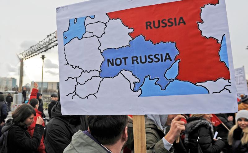 Крымчанам предложили празднично «посопротивляться Москве»