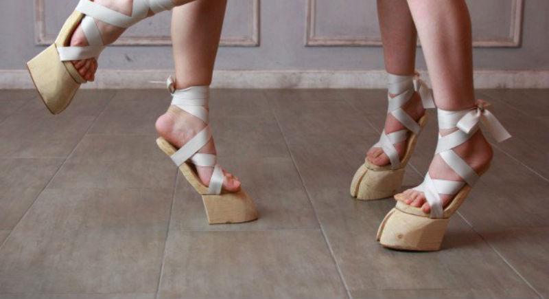 В Японии придумали «копыта» для женщин