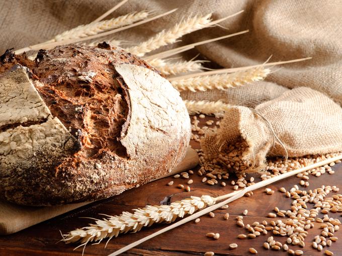 Шотландская диета на черном хлебе: меню на каждый день