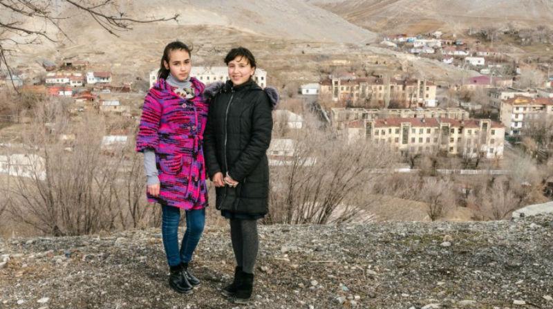 Как выживают люди в забытом и затерянном в горах казахстанском поселке Ачисай