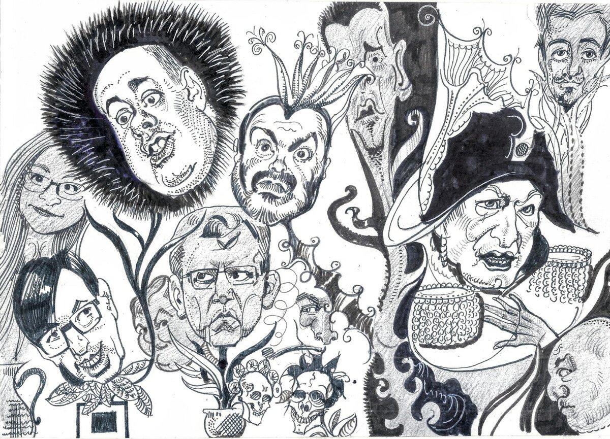 рисунок Геннадий Животов для zavtra.ru
