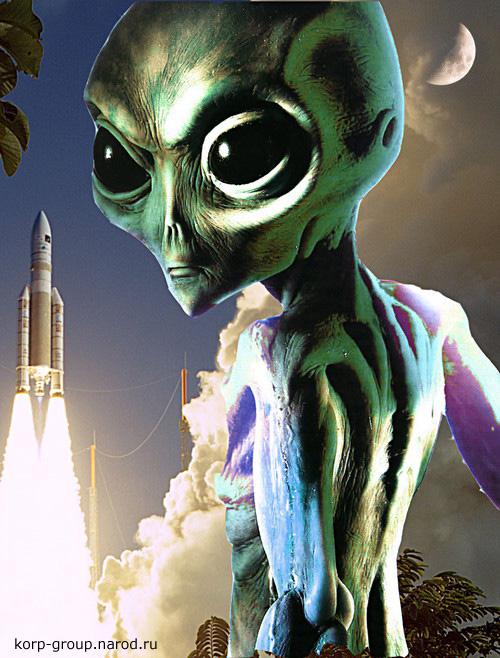 Опыты инопланетян над людьми