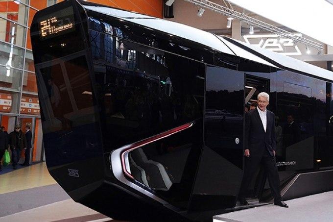 «Ростех» отказался от производства трамвая будущего R1