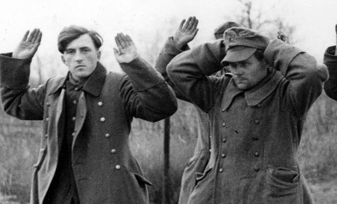 Жизнь немцев в советском плену