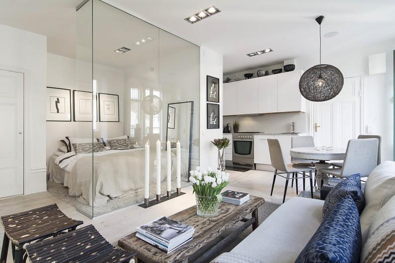 10 ошибок в оформлении квартиры-студио