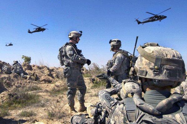 SMM: Спецназ США эвакуирует …
