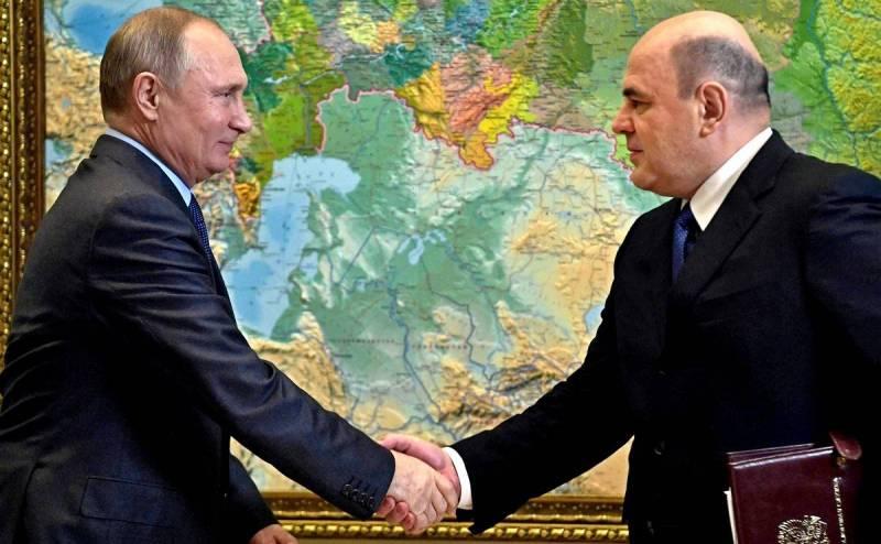Премьера Мишустина готовят заменить президента Путина в 2024 году?