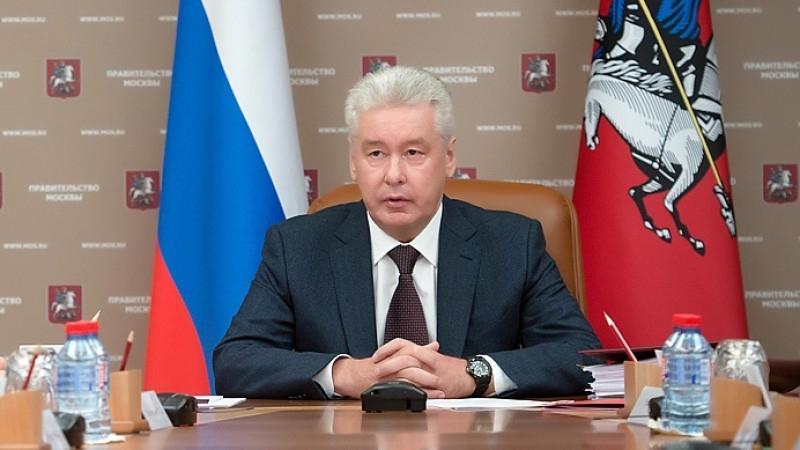 Собянин заявил о преодолении пика заболеваемости COVID-19 в Москве Общество