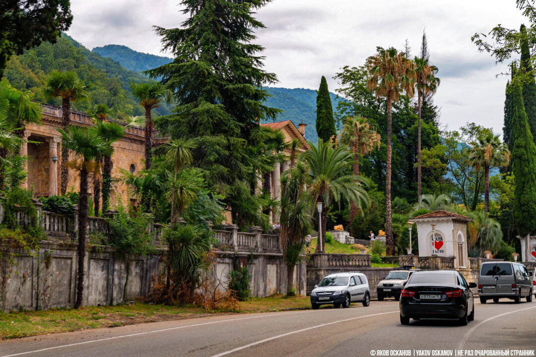 На что сейчас похожа Абхазия. Неоткрыточные фото из моей поездки путешествия,тур,туризм