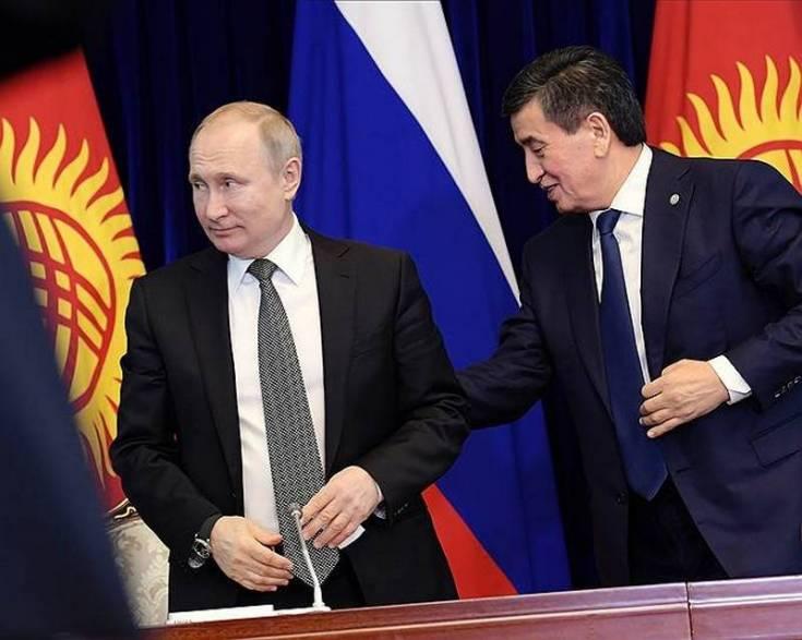 Все уходят — Киргизия остается: Бишкек заверил Россию в преданности