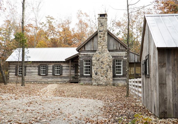 Уютная хижина в Теннесси