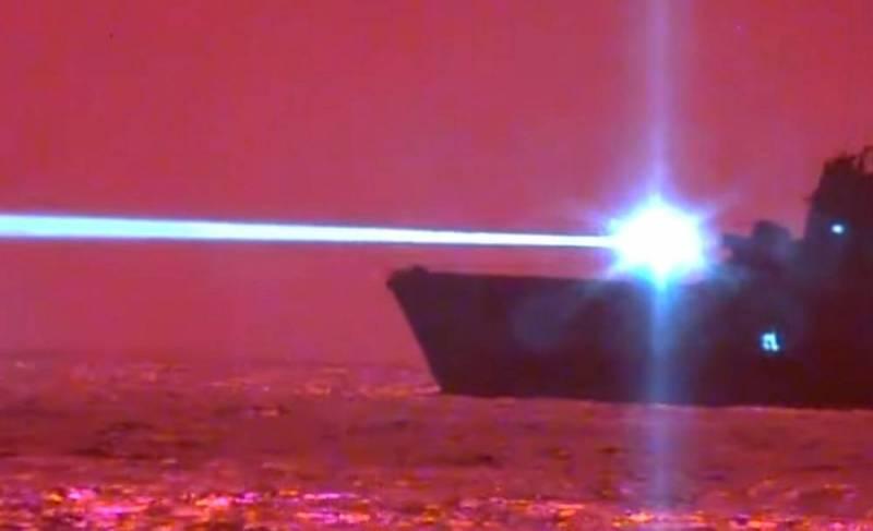 Изменит ли лазерное оружие принципы войны Техно