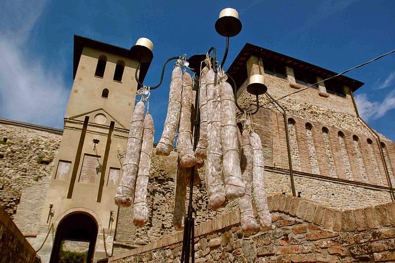 Музей салями - Италия