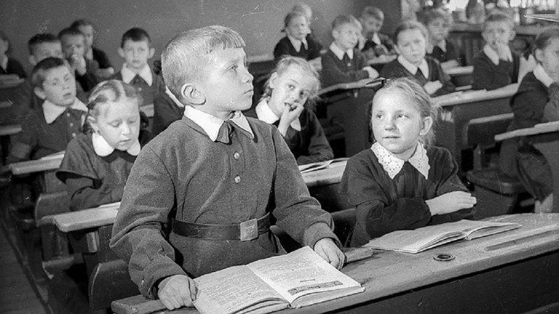 Образование в СССР: история …