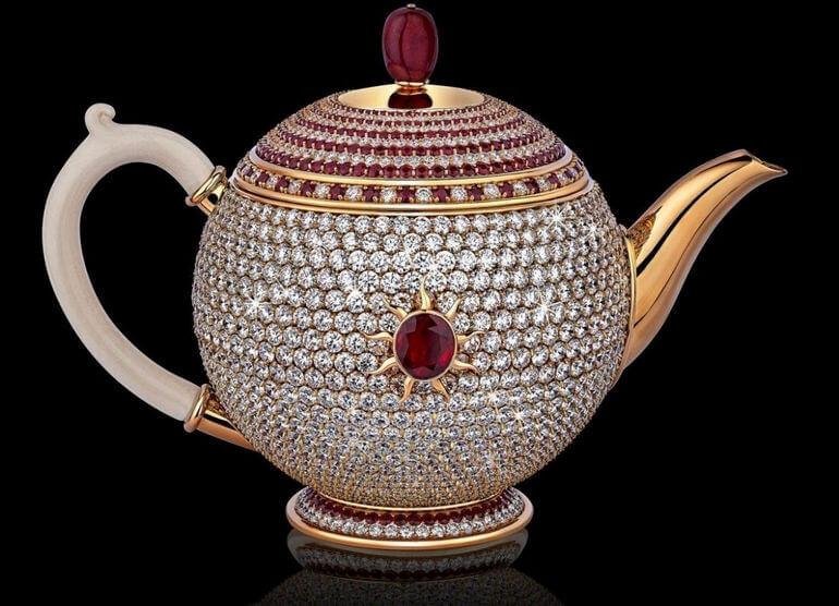 Самый дорогой чайник: Egoist