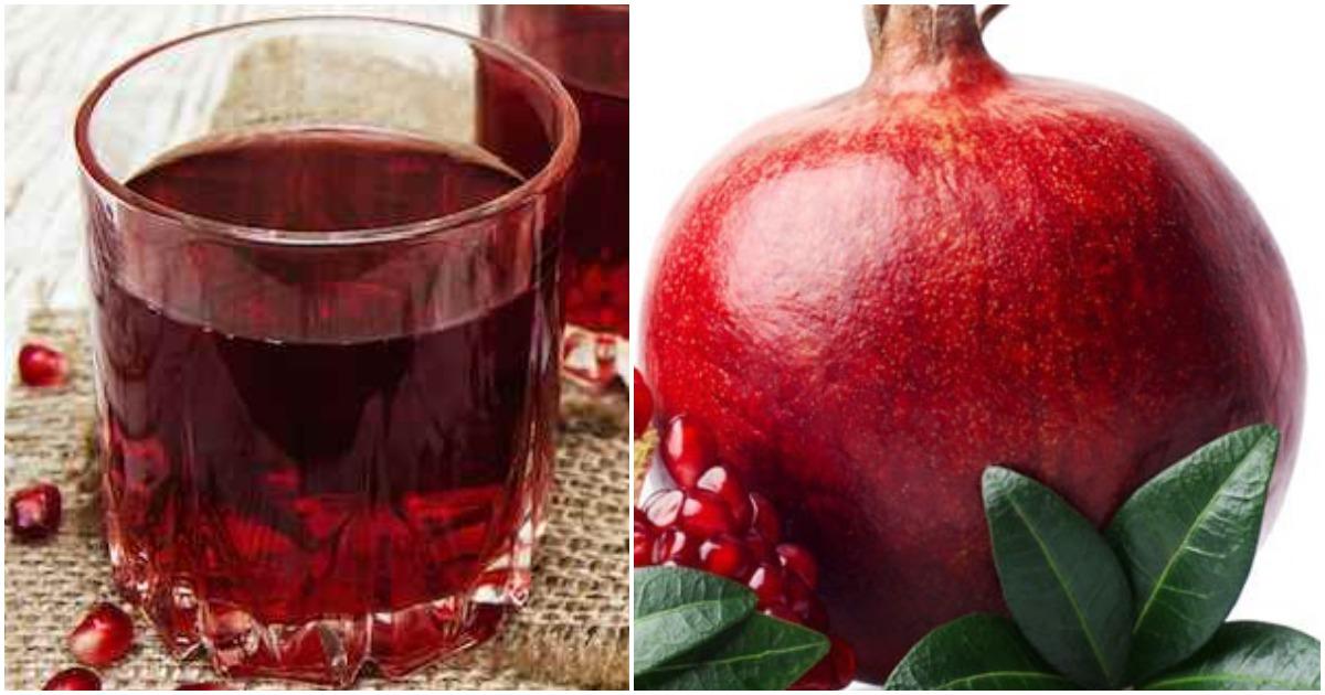Гранатовый сок без хлопот: лайфхак, делающий соковыжималку ненужной