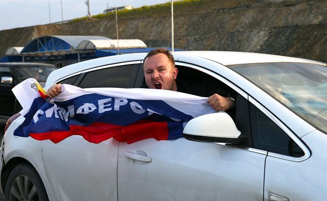Трамп открыл глаза России: Крым ваш
