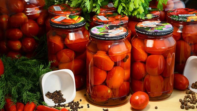 Мамины помидоры на зиму без уксуса. Так вкусно, что выпьешь даже рассол!