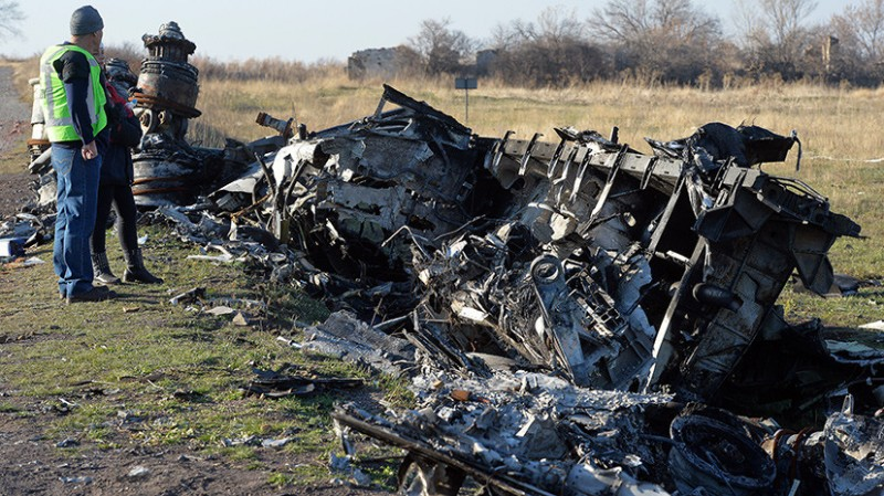 Боинг сбила Украина