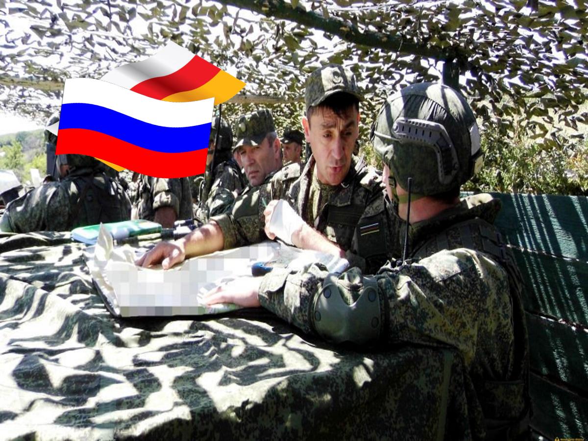 Россия сообщила о проведении военных учений в Южной Осетии в ответ на требования США и НАТО вывести российские войска из ЮО
