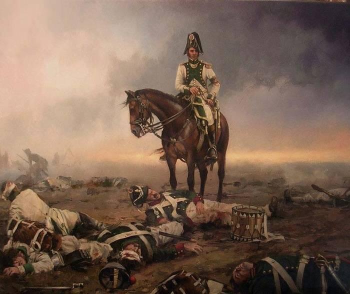 На волосок от смерти. Лечение ранений в Отечественную войну 1812 года