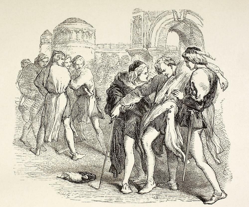 оснащены ромео и джульетта вражда картинки планировка
