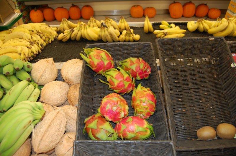 Сочные гавайские фрукты америка, вулканы, гавайи, пейзажи, природа, путешествия