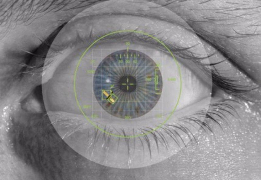 Российские банки будут использовать для идентификации клиентов сетчатку глаза