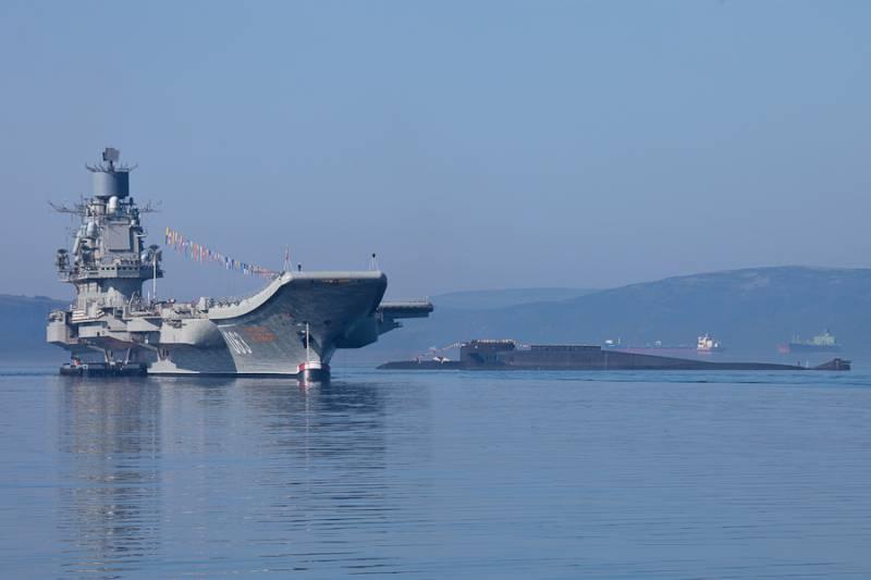 1 июня – День Северного флота